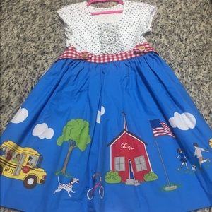 Eleanor Rose school dress